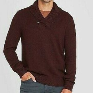 Goodfellow & Co Mens' Pullover Shawl Sweater
